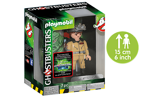 70174 Ghostbusters™ Collector's Edition R. Stantz