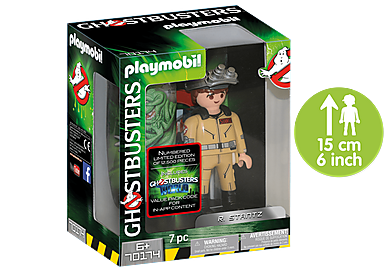 70174 Ghostbusters™ Figura Coleccionable R. Stantz