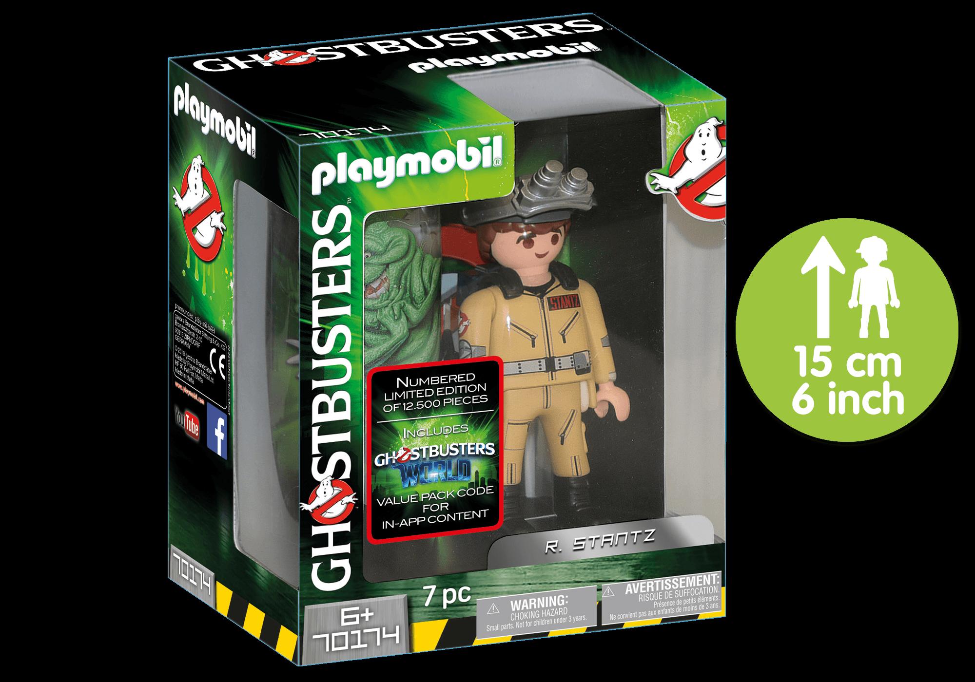 70174_product_detail/Ghostbusters™ Συλλεκτική φιγούρα Ρέι Σταντζ
