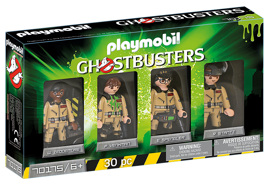 70175 Ghostbusters™ Figurenset Ghostbusters detail image 2