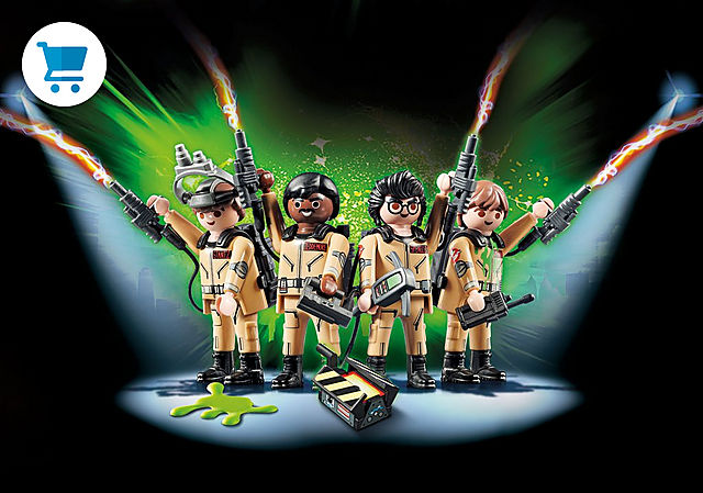 70175_product_detail/Ghostbusters™ Figures Set Ghostbusters™