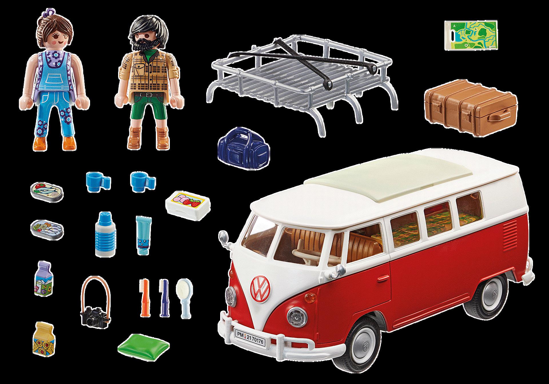70176 Volkswagen T1 Camping Bus zoom image4