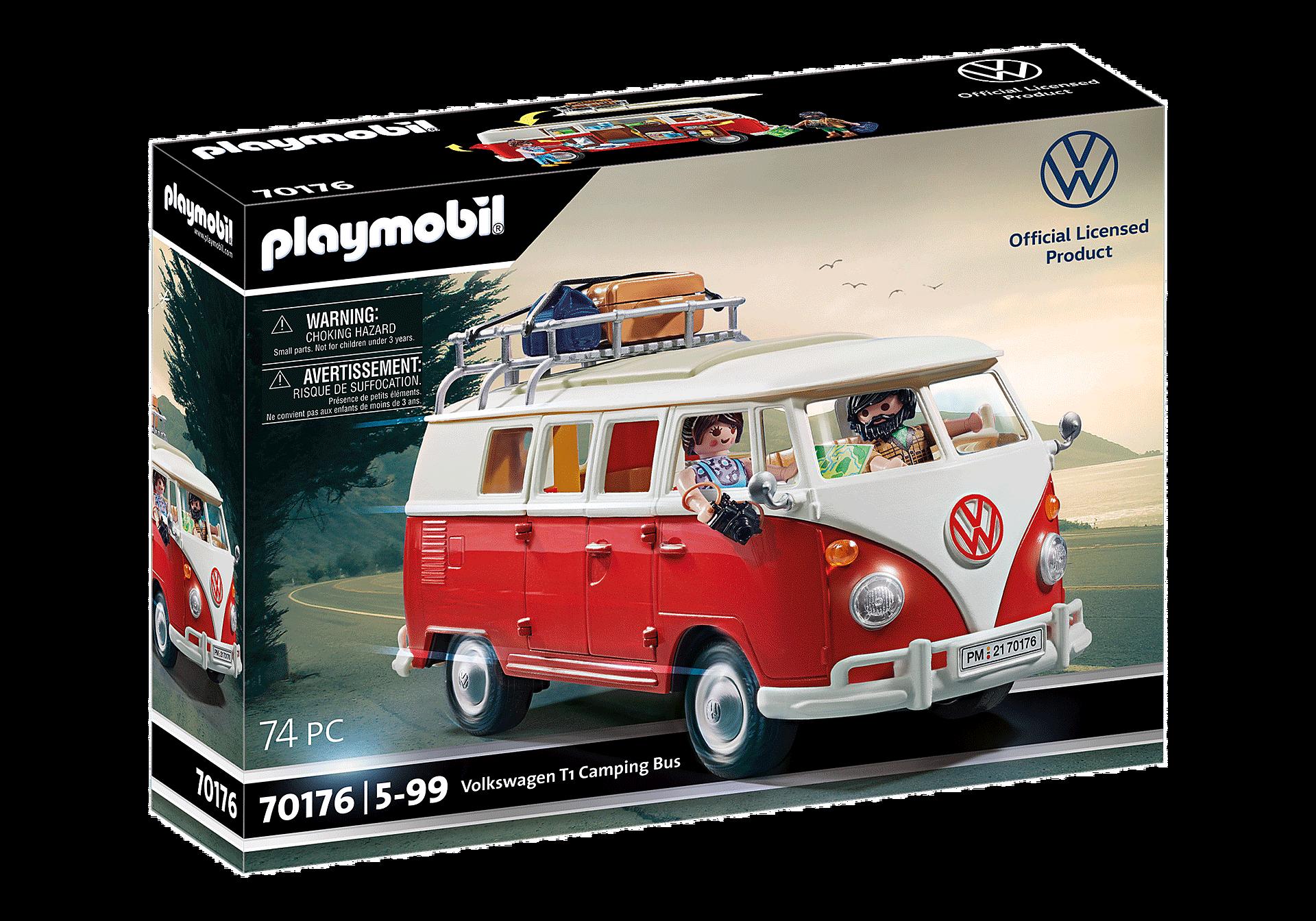 70176 Volkswagen T1 Camping Bus zoom image3