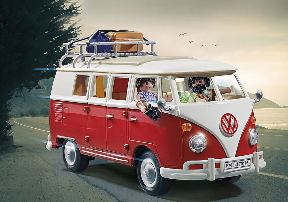 70176 Volkswagen T1 Camping Bus detail image 1