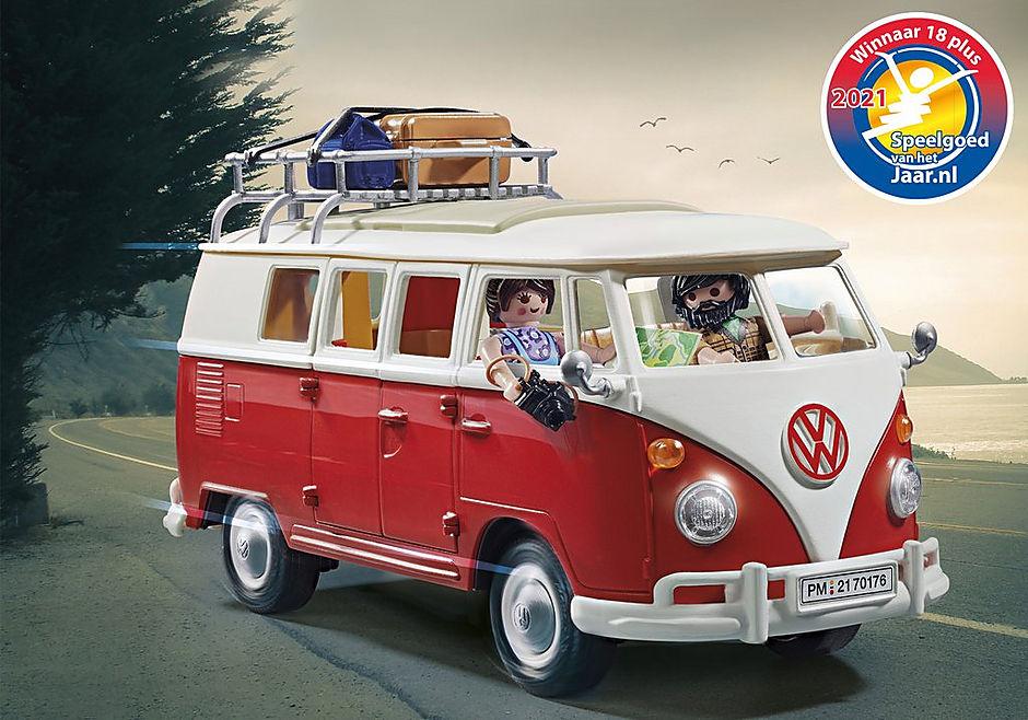70176 Volkswagen T1 campingbus detail image 1