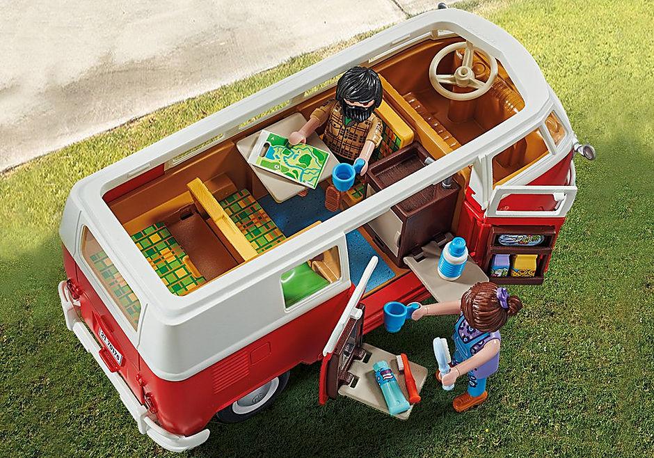 70176 Volkswagen T1 Camping Bus detail image 5