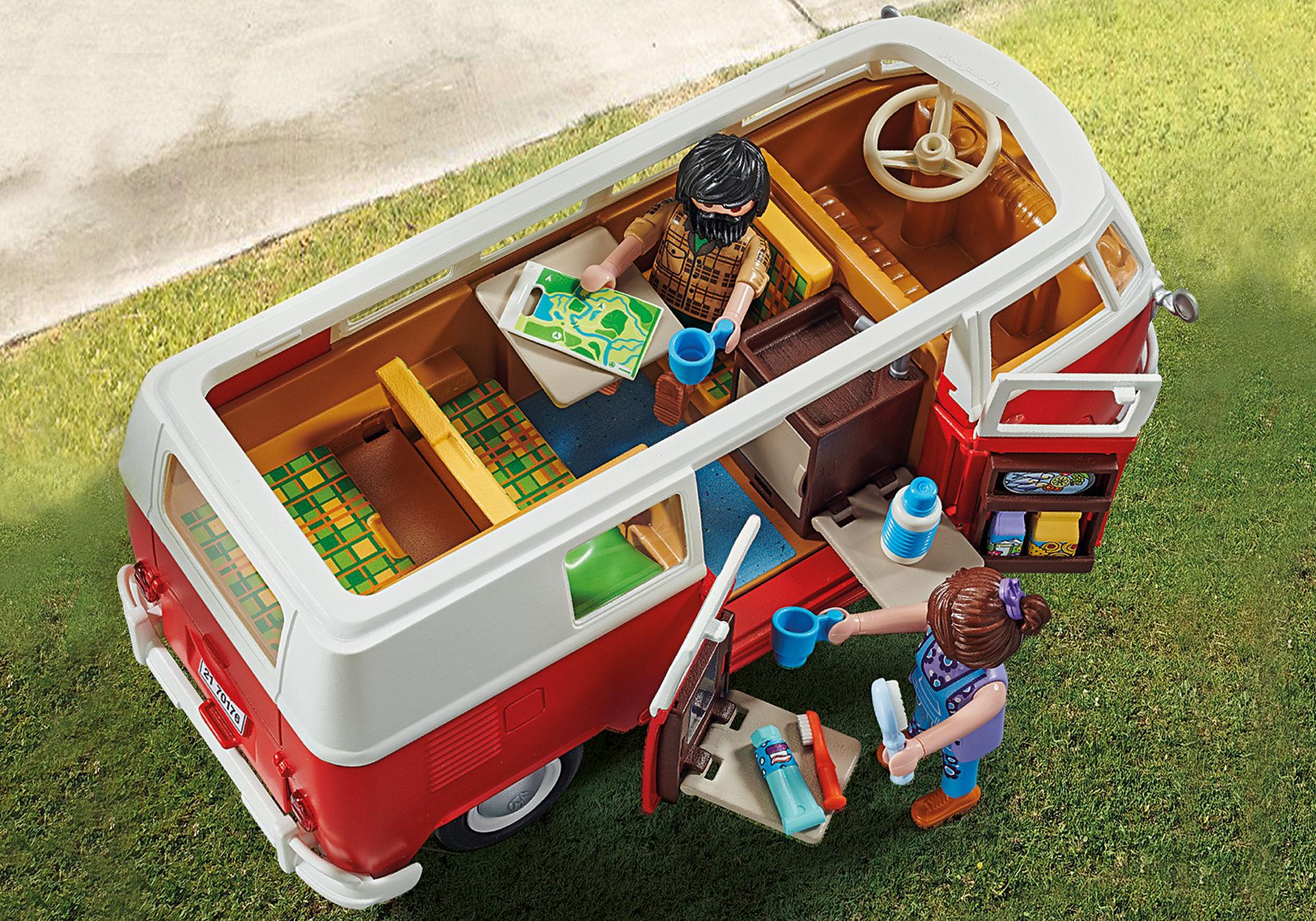 70176 Volkswagen T1 Camping Bus zoom image6