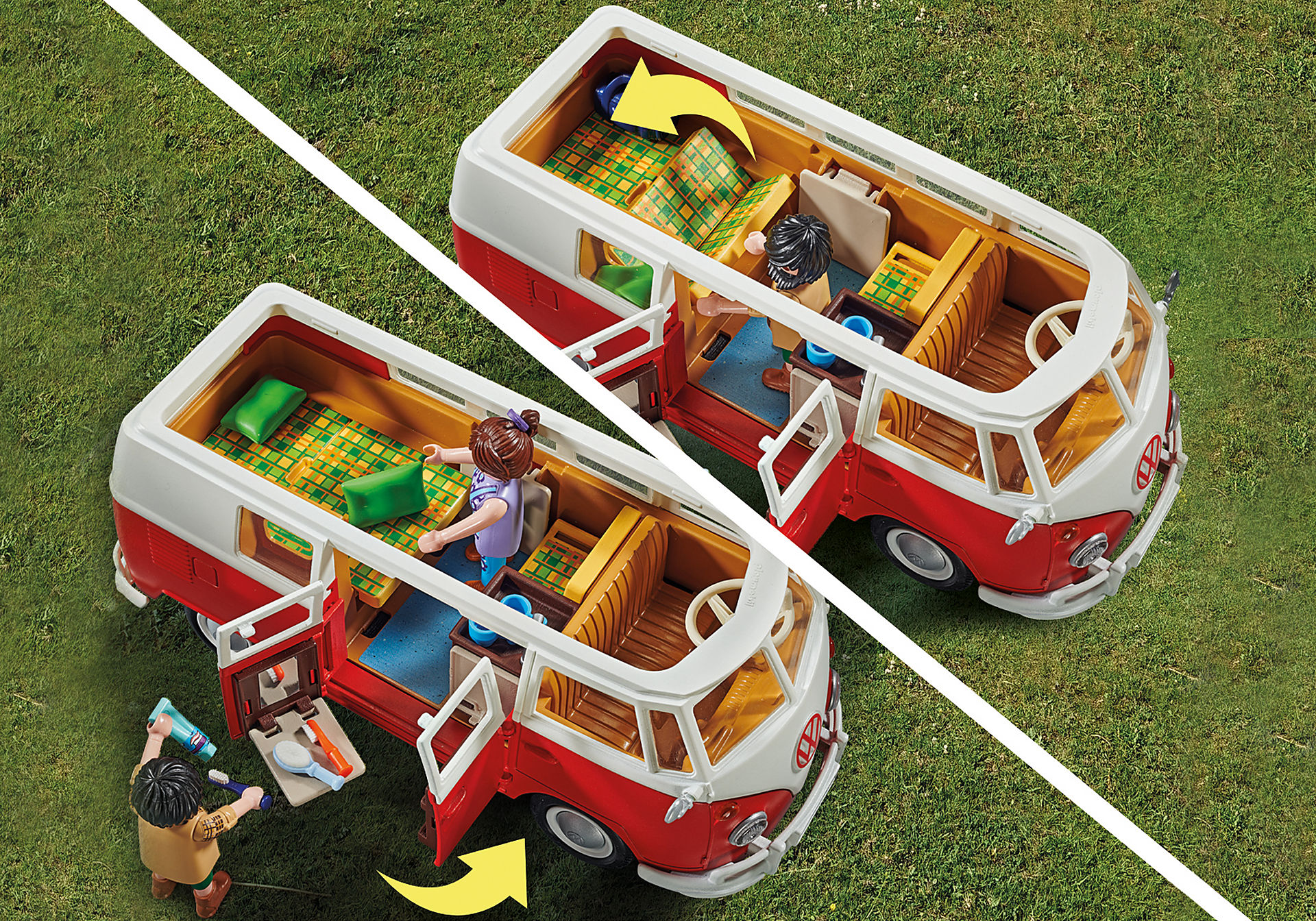 70176 Volkswagen T1 Combi zoom image8