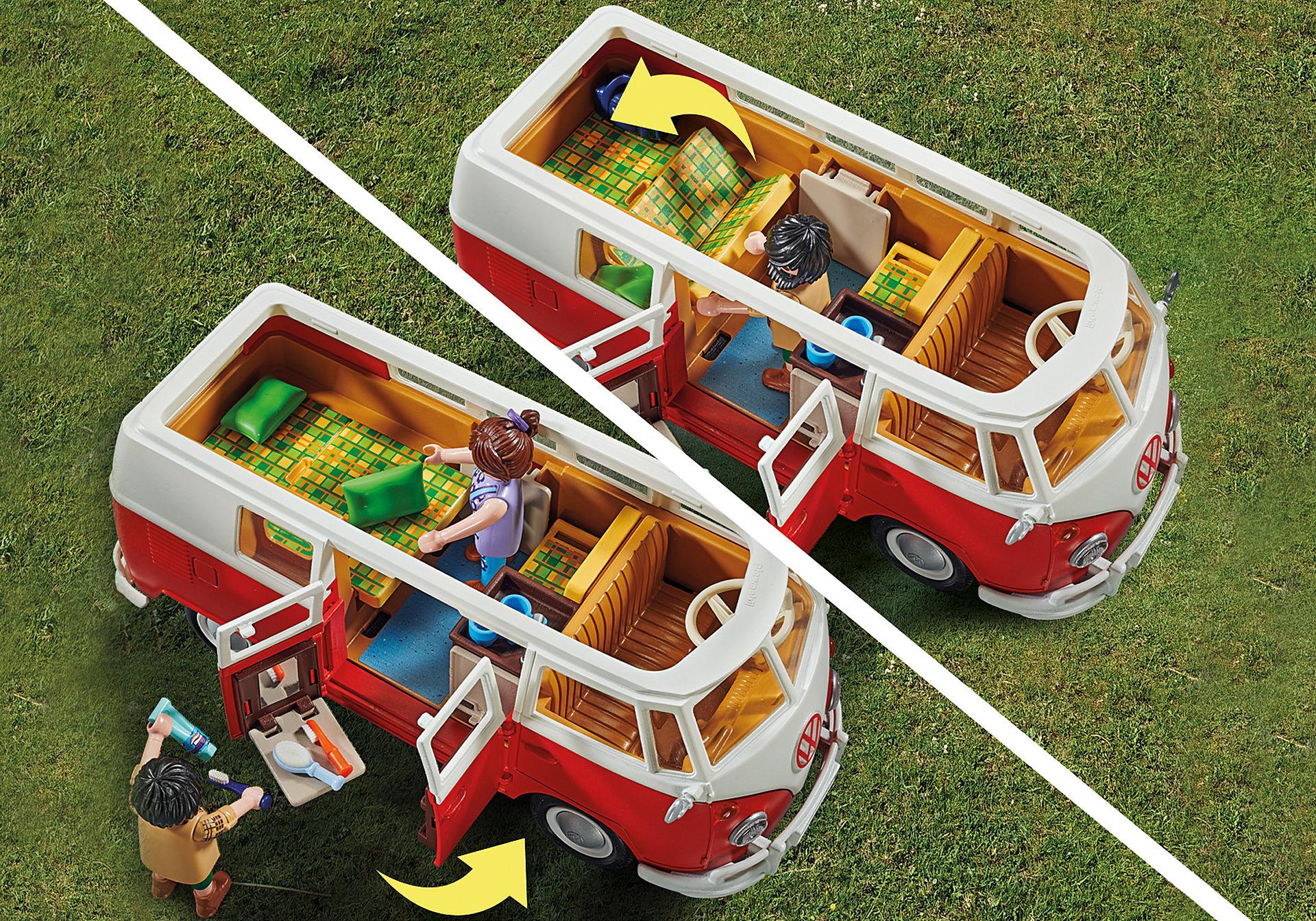 70176 Volkswagen T1 campingbus zoom image7
