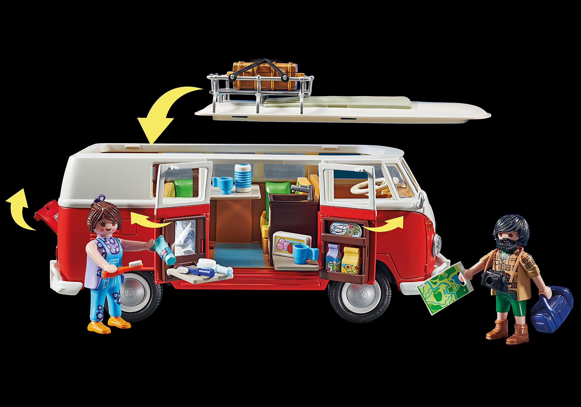 70176 Volkswagen T1 Camping Bus zoom image9