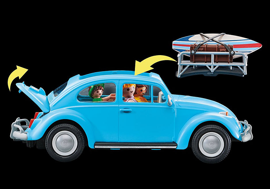 70177 Volkswagen Bubblan detail image 6