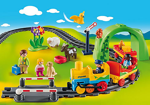 70179 Train avec passagers et circuit