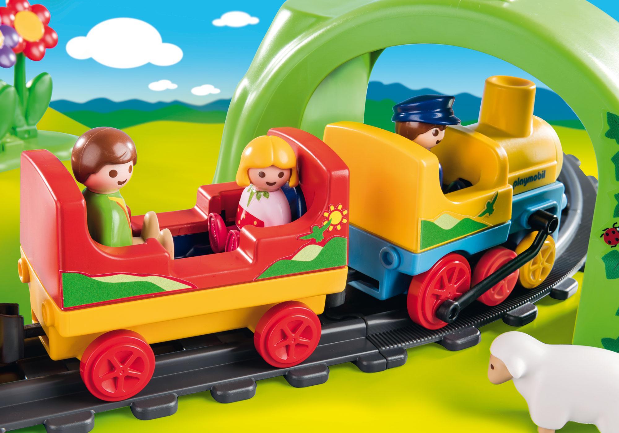 http://media.playmobil.com/i/playmobil/70179_product_extra1/Min första tågbyggsats
