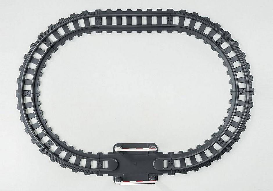 70179 Train avec passagers et circuit detail image 6