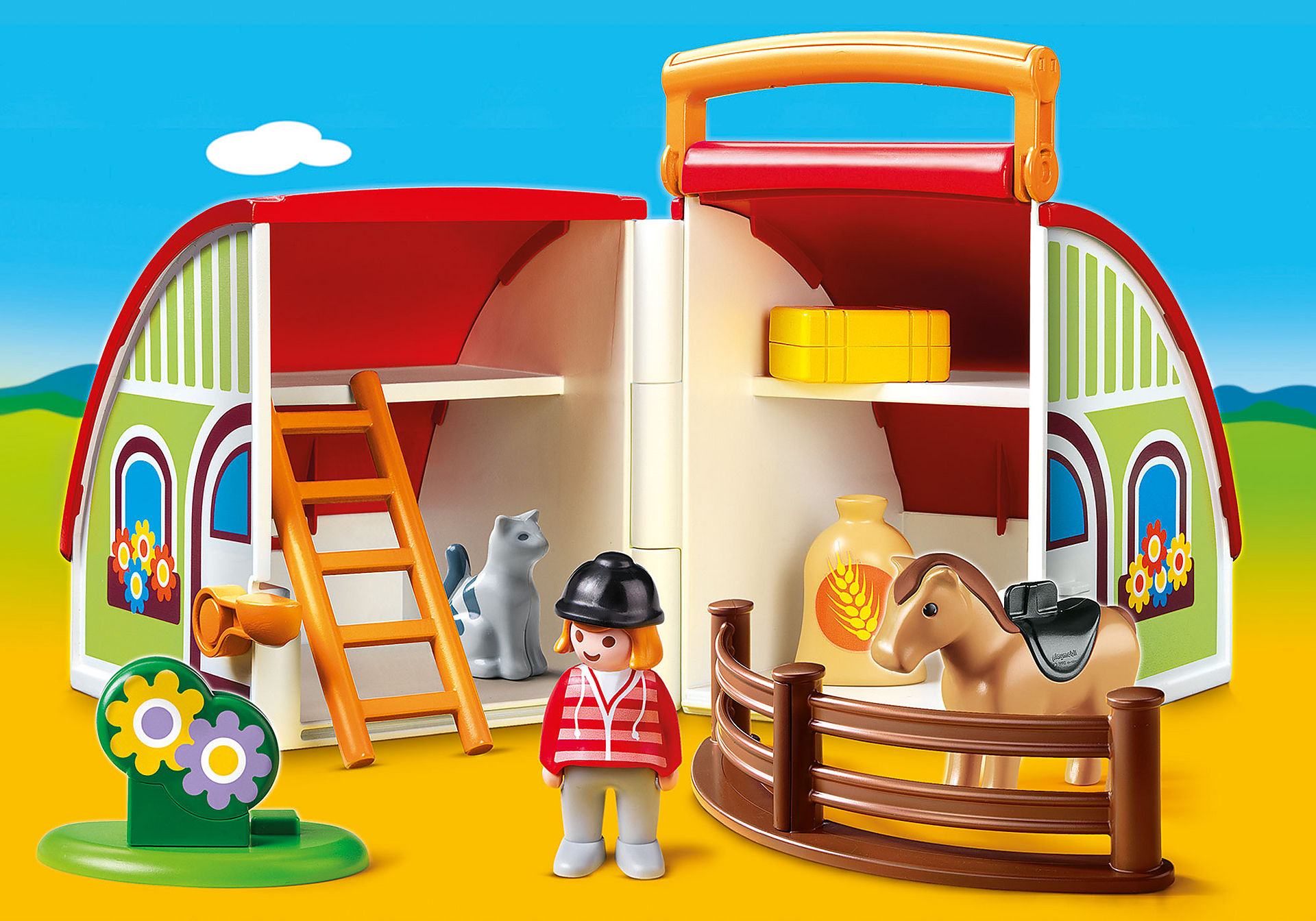 http://media.playmobil.com/i/playmobil/70180_product_detail/Maneggio Portatile 1.2.3