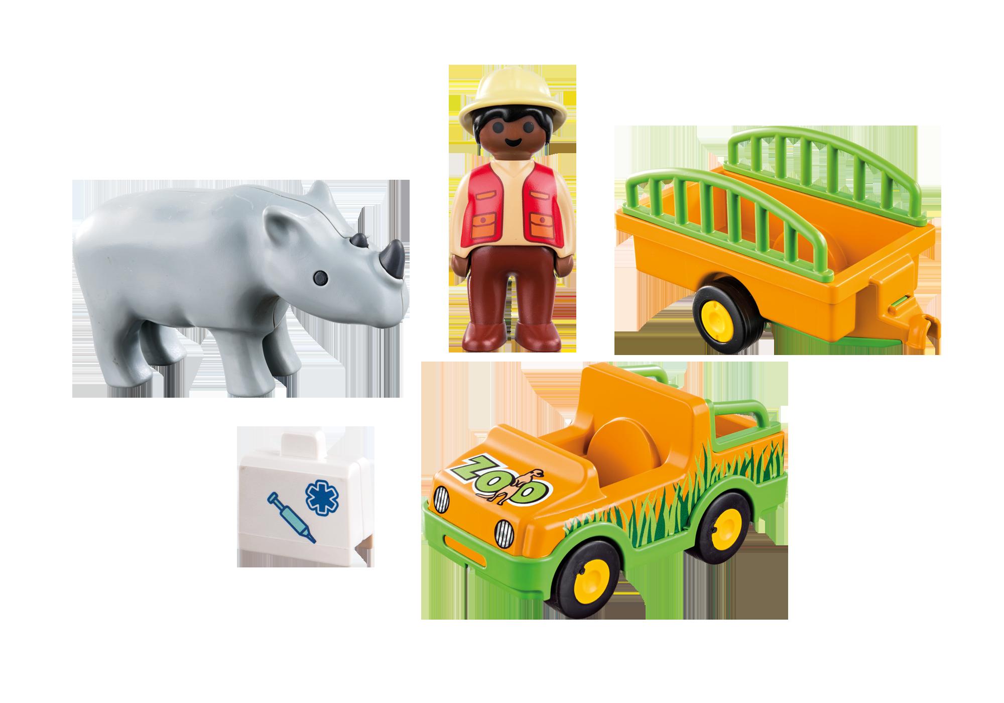 http://media.playmobil.com/i/playmobil/70182_product_box_back/Zoo-køretøj med næsehorn
