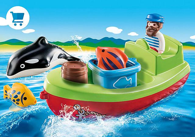 70183_product_detail/Seemann mit Fischerboot