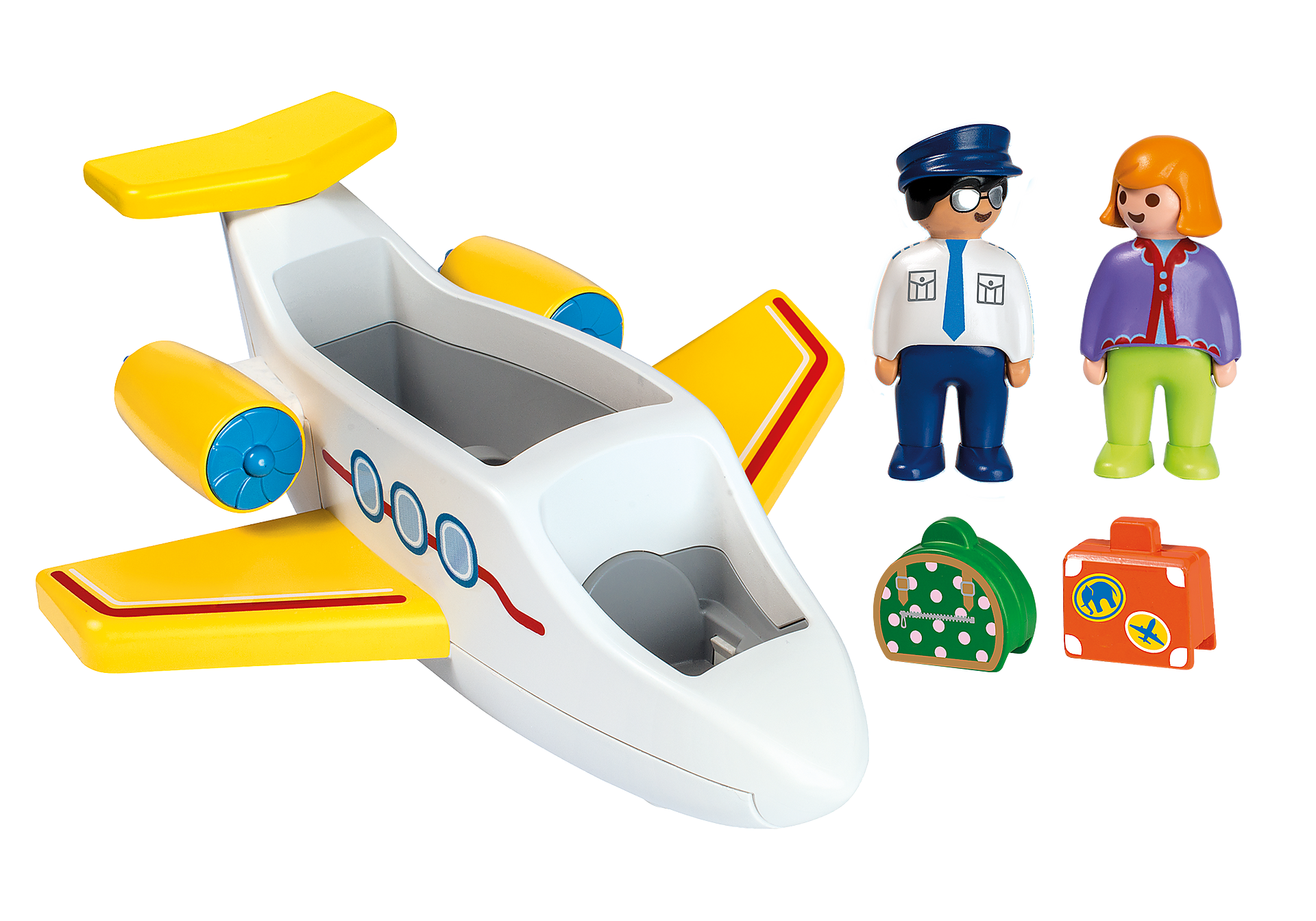 http://media.playmobil.com/i/playmobil/70185_product_box_back/Avion avec pilote et vacancière