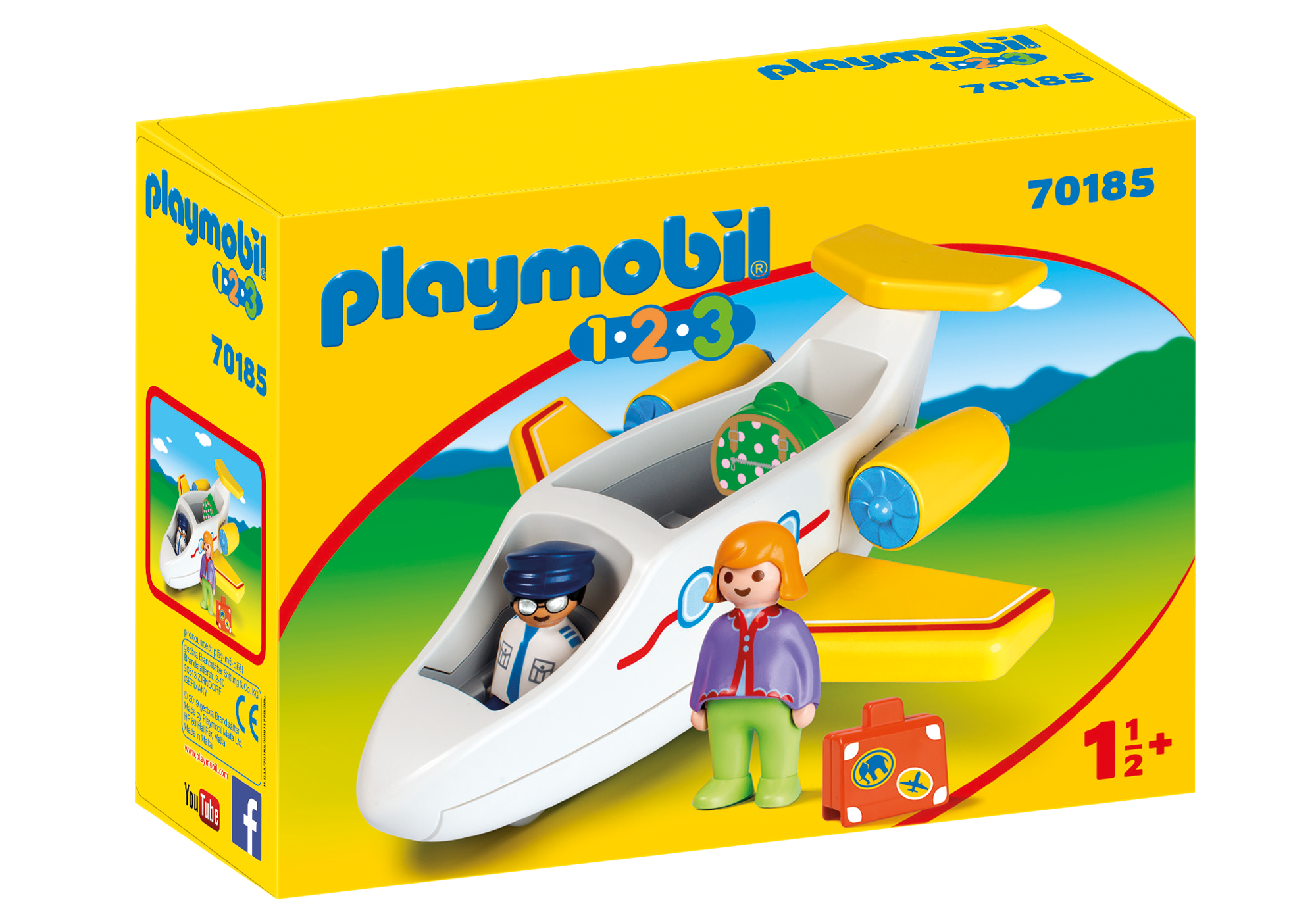 http://media.playmobil.com/i/playmobil/70185_product_box_front/Fly med passager