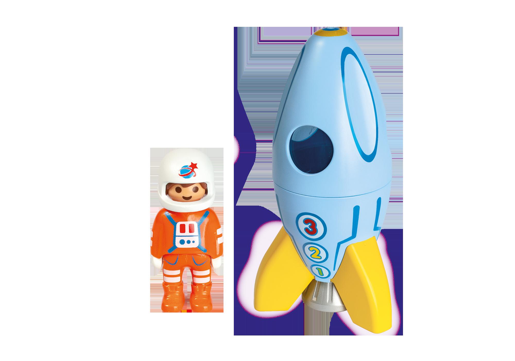 http://media.playmobil.com/i/playmobil/70186_product_box_back/Astronaut med raket
