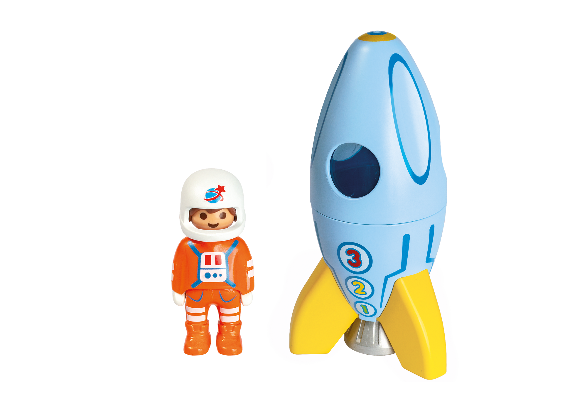 http://media.playmobil.com/i/playmobil/70186_product_box_back/Astronaut mit Rakete