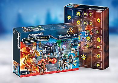 70187 Advent Calendar 'Battle for the Magic Stone'