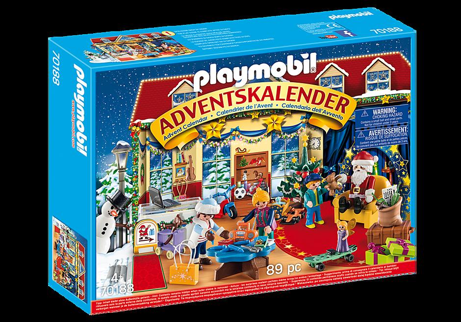 70188 Calendario dell'Avvento - Il negozio dei giocattoli di Natale detail image 2