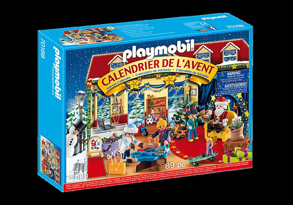 Calendrier De Lavent Jouet Fille.Calendrier De L Avent Boutique De Jouets 70188
