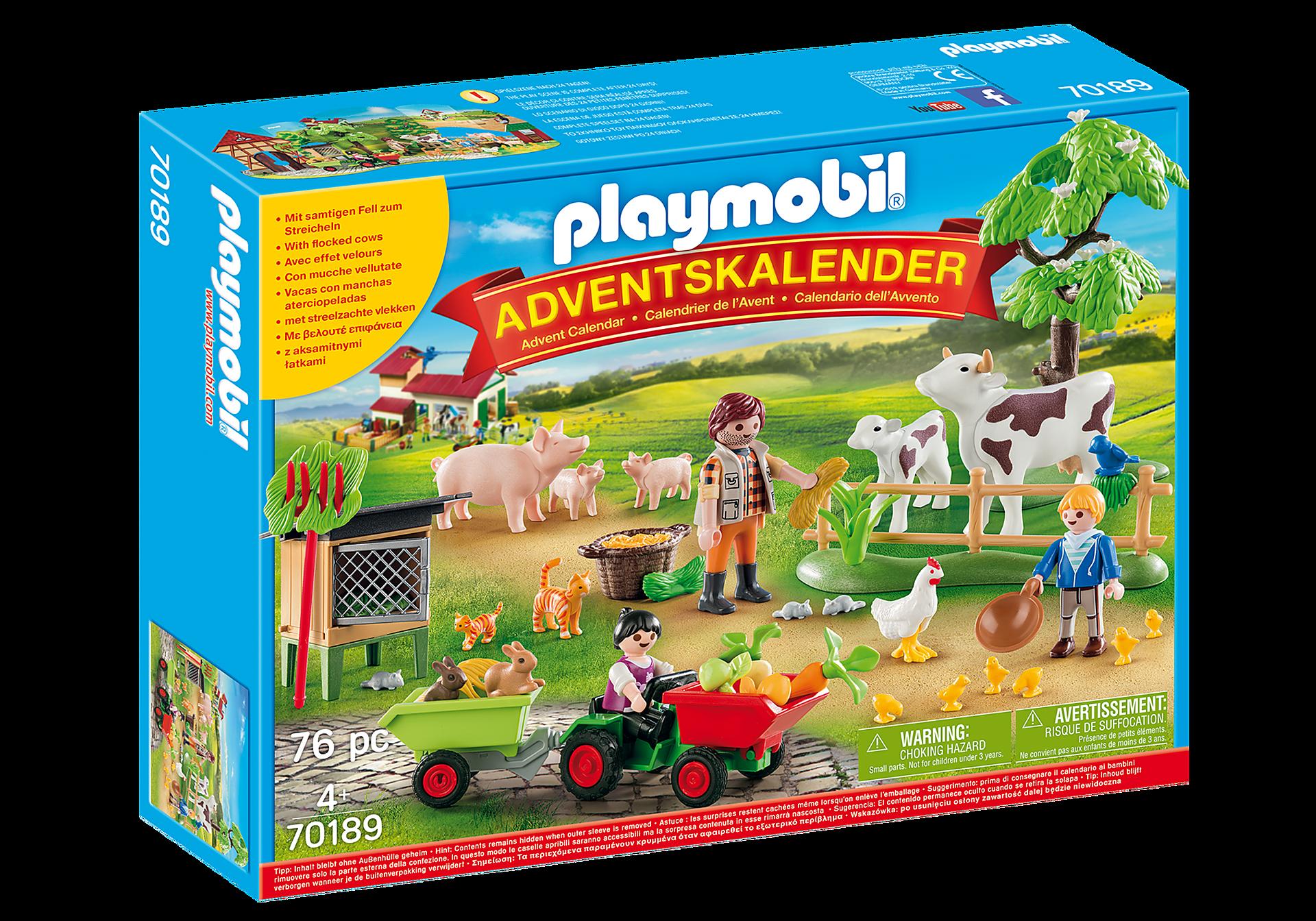70189 Advent Calendar - Farm zoom image2