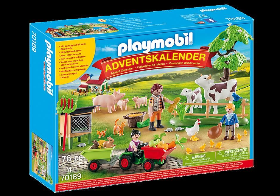 70189 Advent Calendar - Farm detail image 2