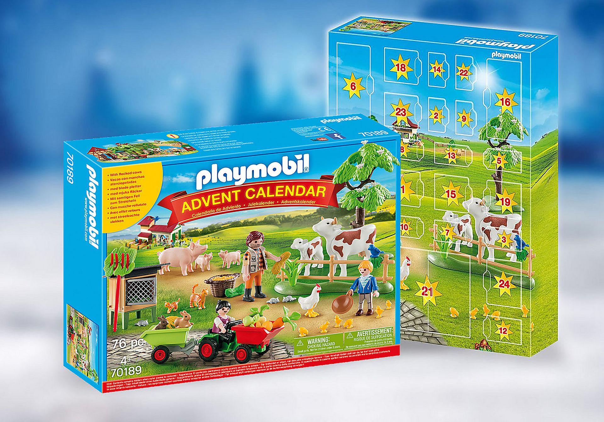 70189 Advent Calendar - Farm zoom image1