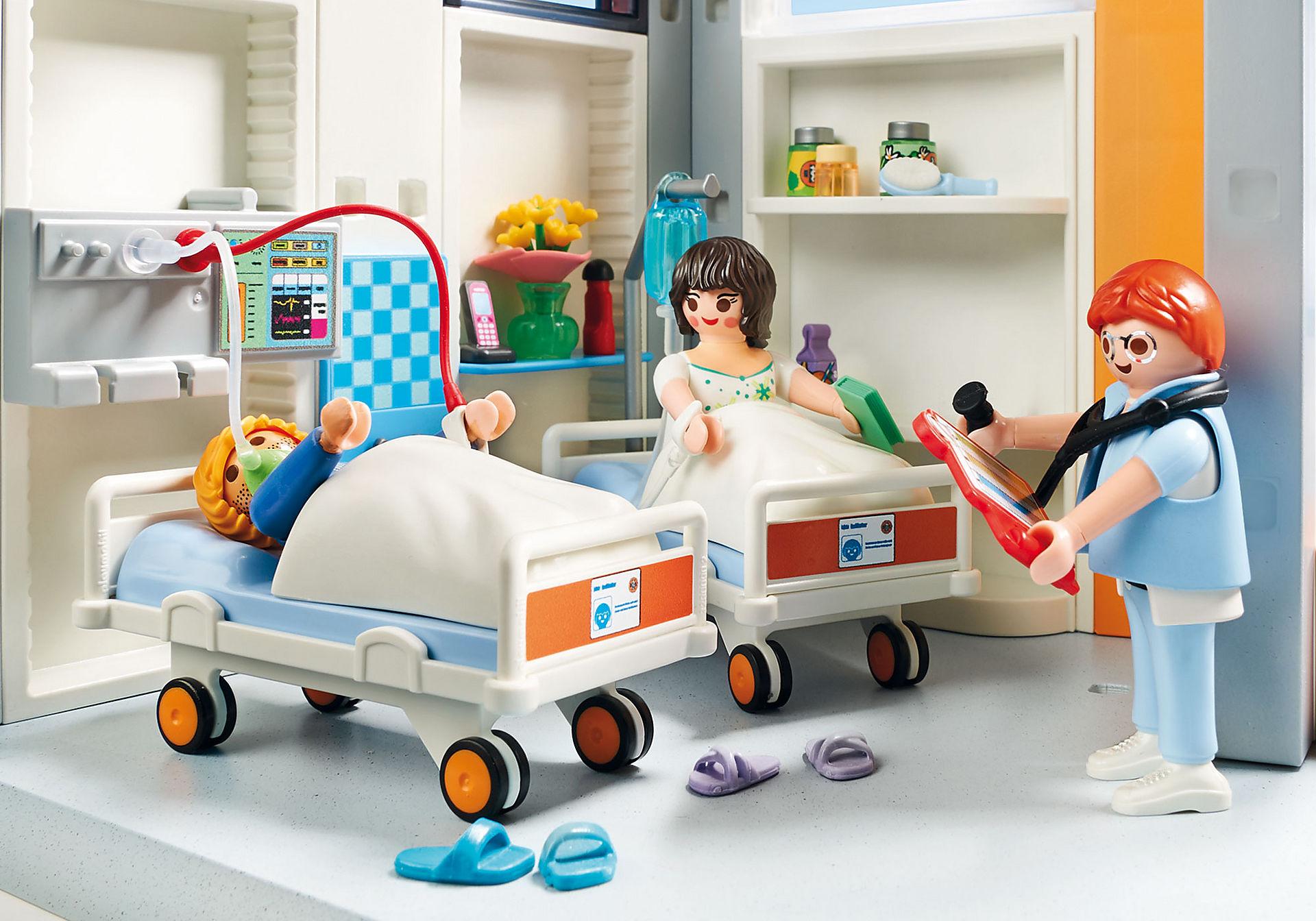 70191 Planta de Hospital zoom image5
