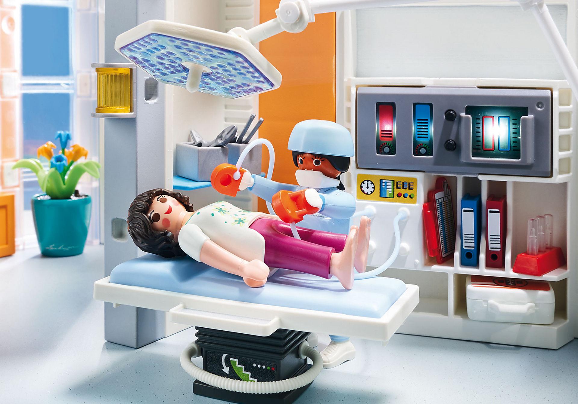 70191 Planta de Hospital zoom image6