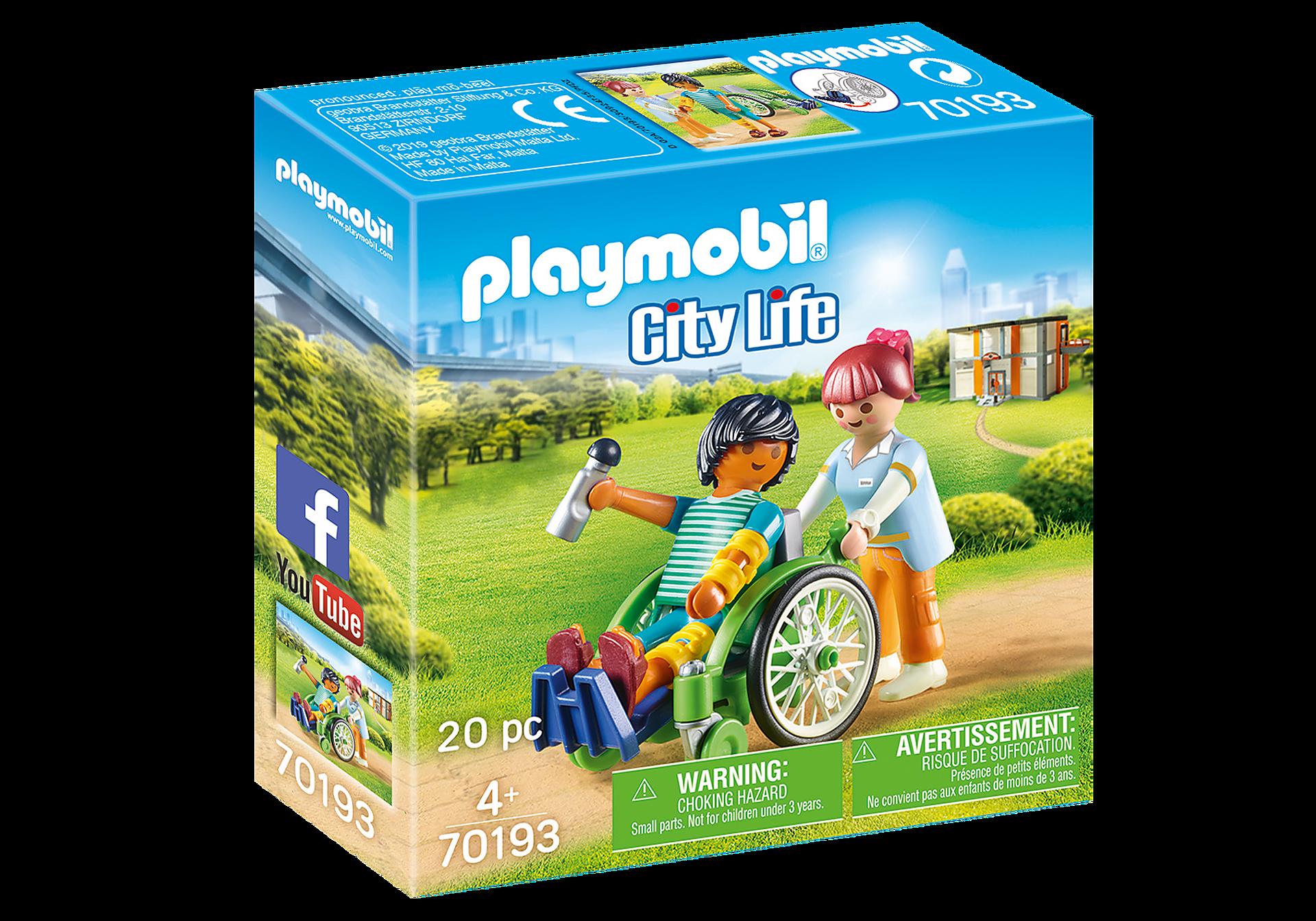 http://media.playmobil.com/i/playmobil/70193_product_box_front/Patient en fauteuil roulant