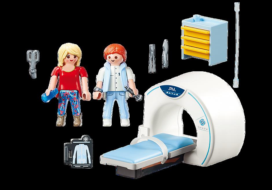 70196 Beim Facharzt: Radiologe detail image 3