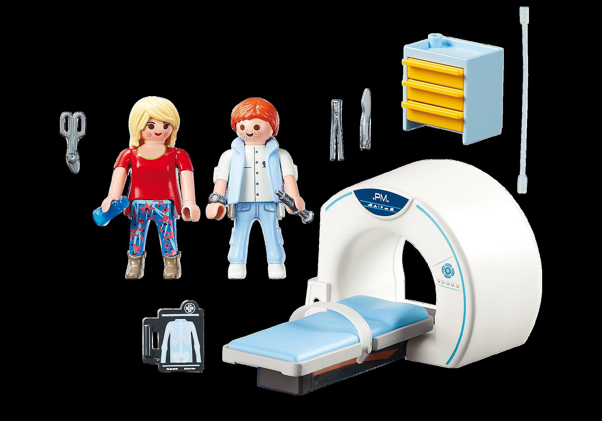 70196 Salle de radiologie  zoom image3
