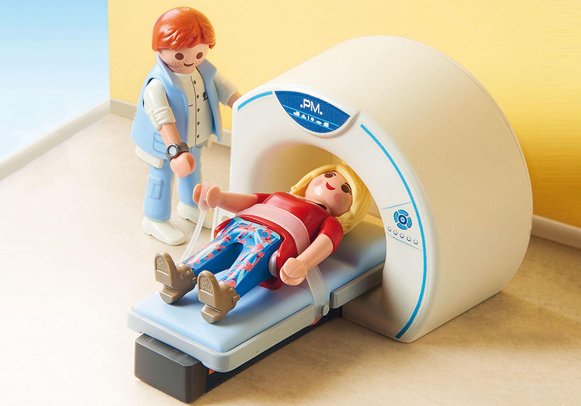 70196 Beim Facharzt: Radiologe zoom image4
