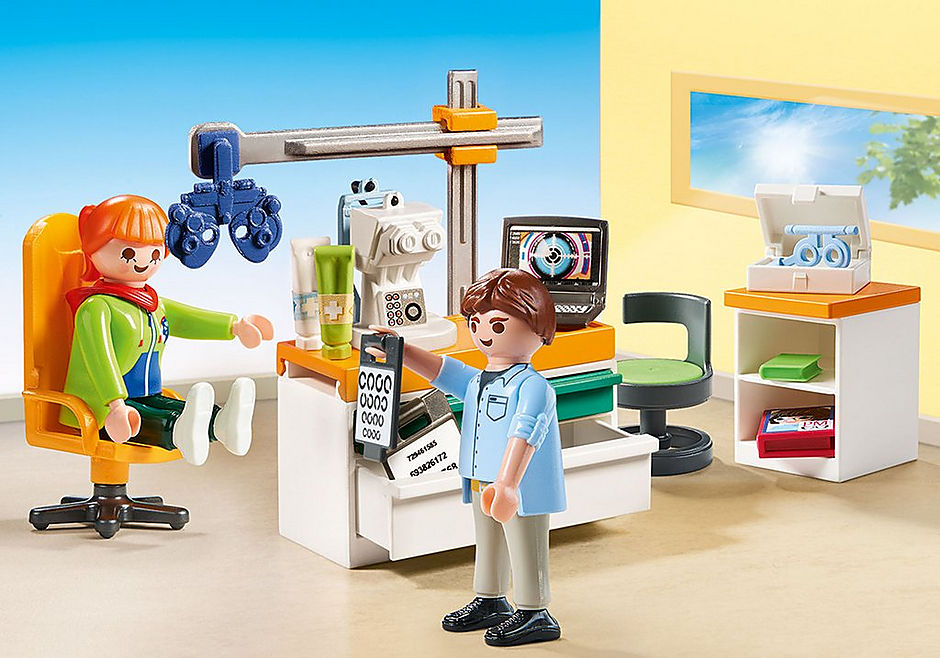 70197 Beim Facharzt: Augenarzt detail image 1