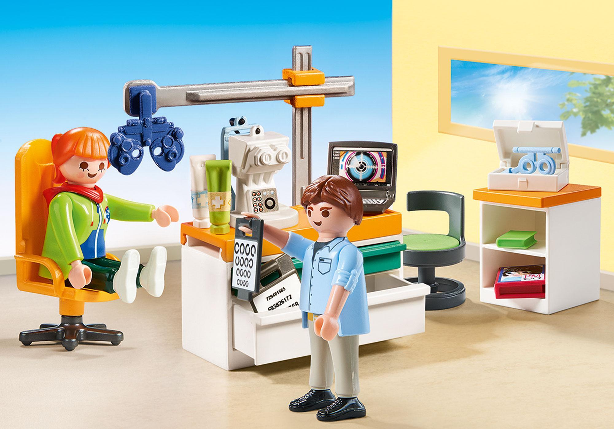 http://media.playmobil.com/i/playmobil/70197_product_detail/Beim Facharzt: Augenarzt