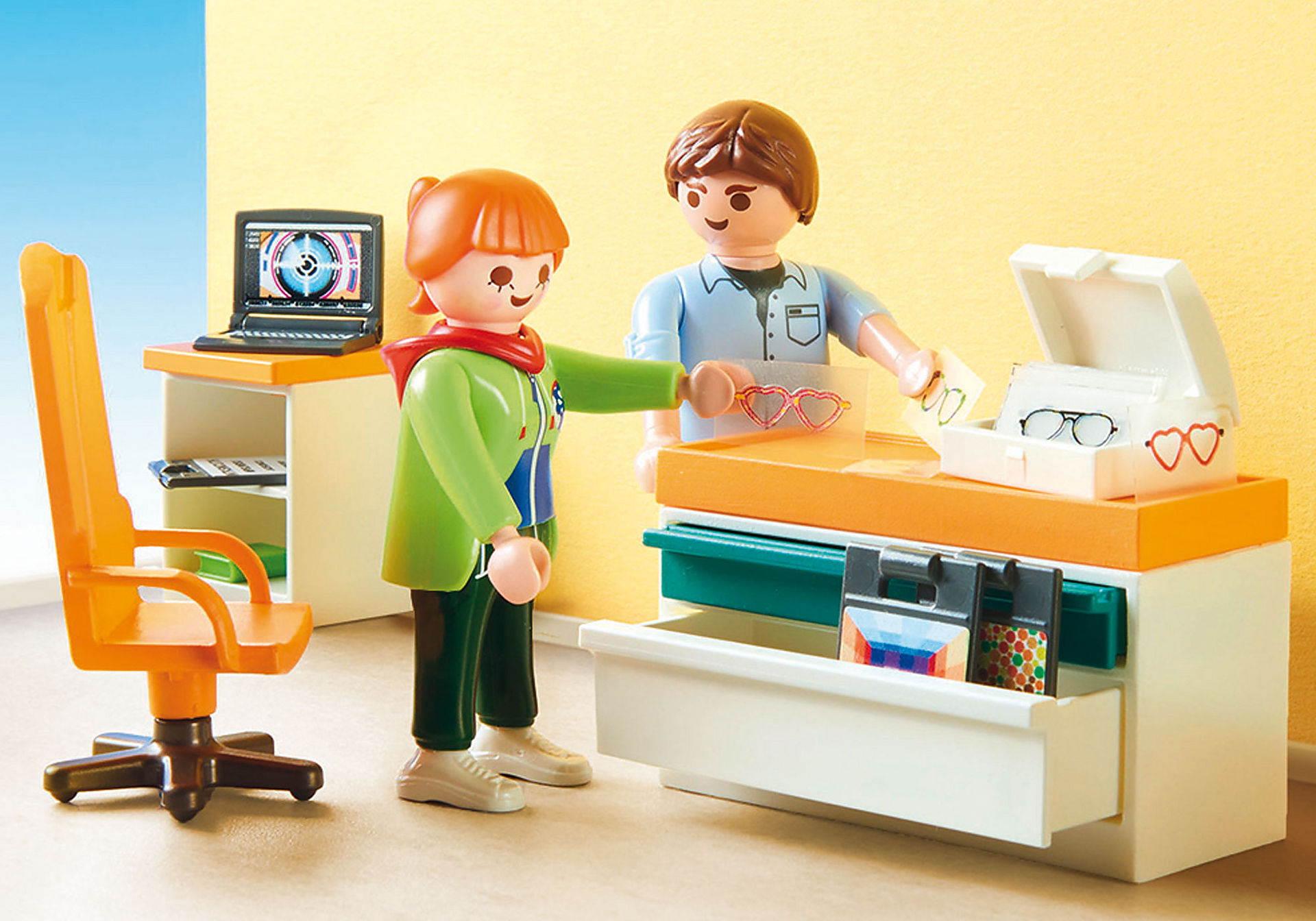 http://media.playmobil.com/i/playmobil/70197_product_extra1/Cabinet d'ophtalmologie