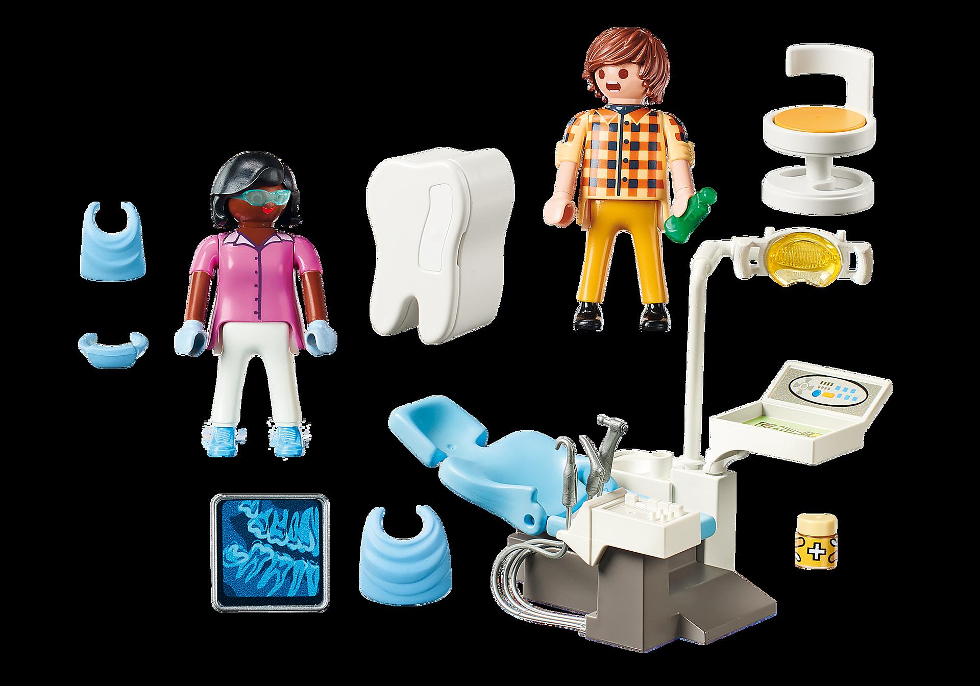 70198 Beim Facharzt: Zahnarzt zoom image3