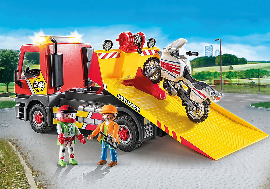 http://media.playmobil.com/i/playmobil/70199_product_detail/Carro attrezzi con moto