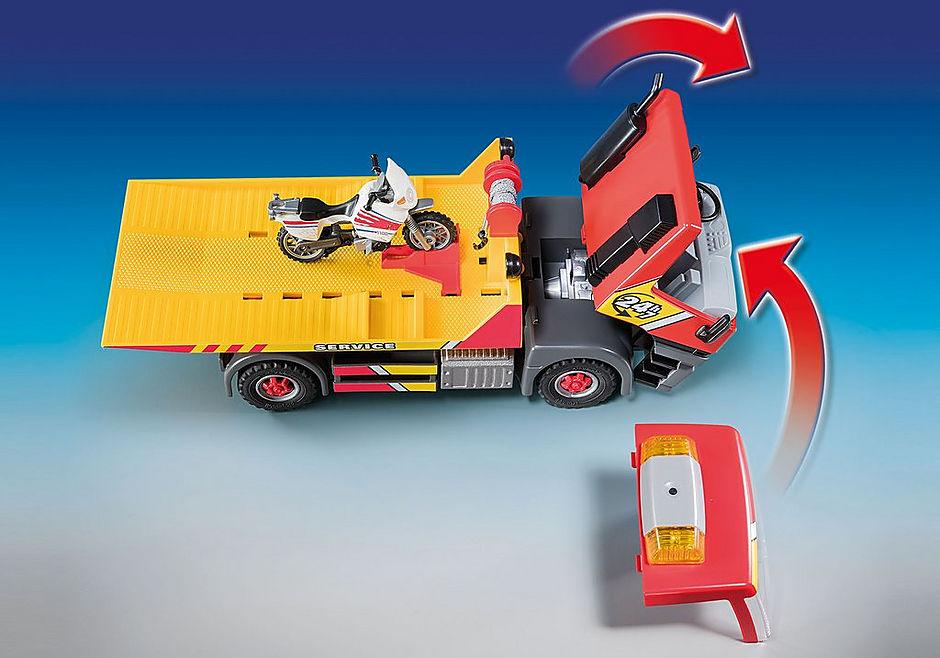70199 Carro attrezzi con moto detail image 5