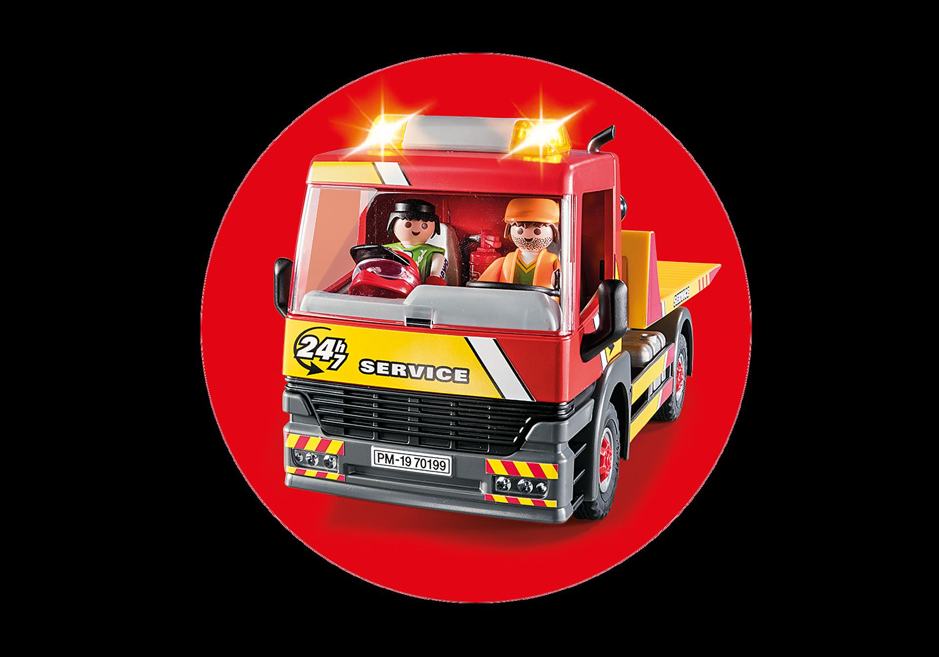 70199 Camion de dépannage  zoom image6