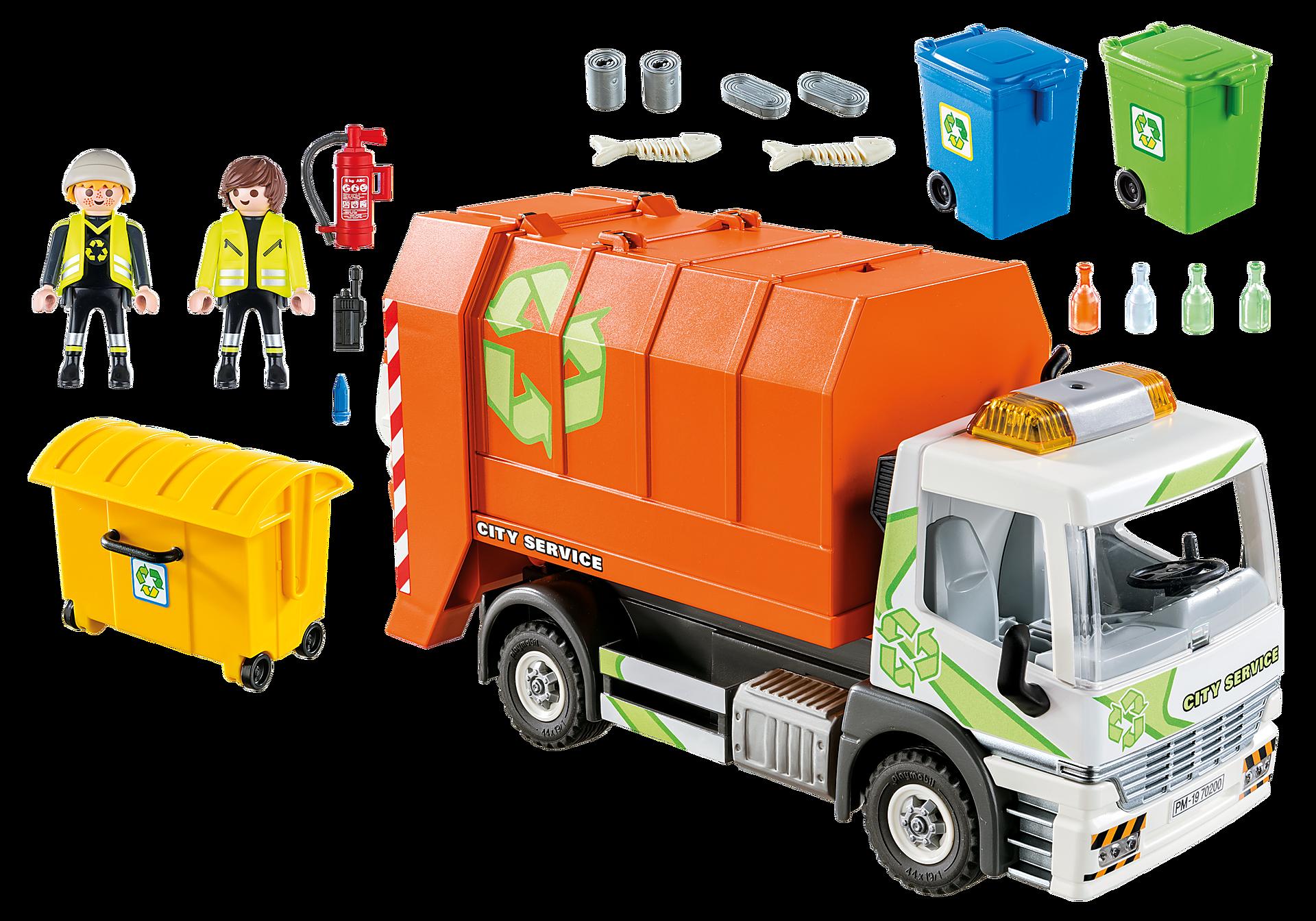 70200 Camión de Reciclaje zoom image3