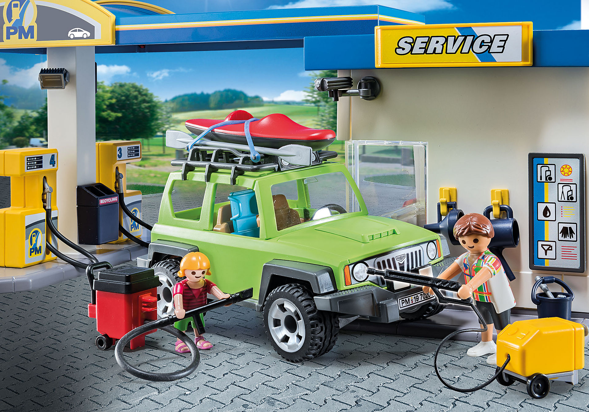 http://media.playmobil.com/i/playmobil/70201_product_extra2/Station service