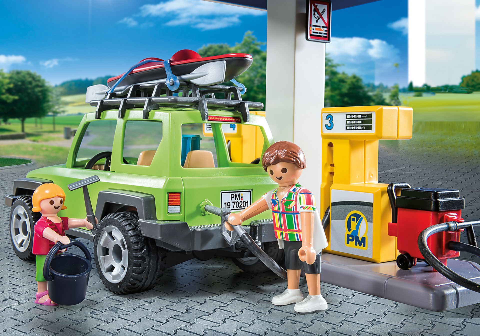 http://media.playmobil.com/i/playmobil/70201_product_extra4/Gas Station