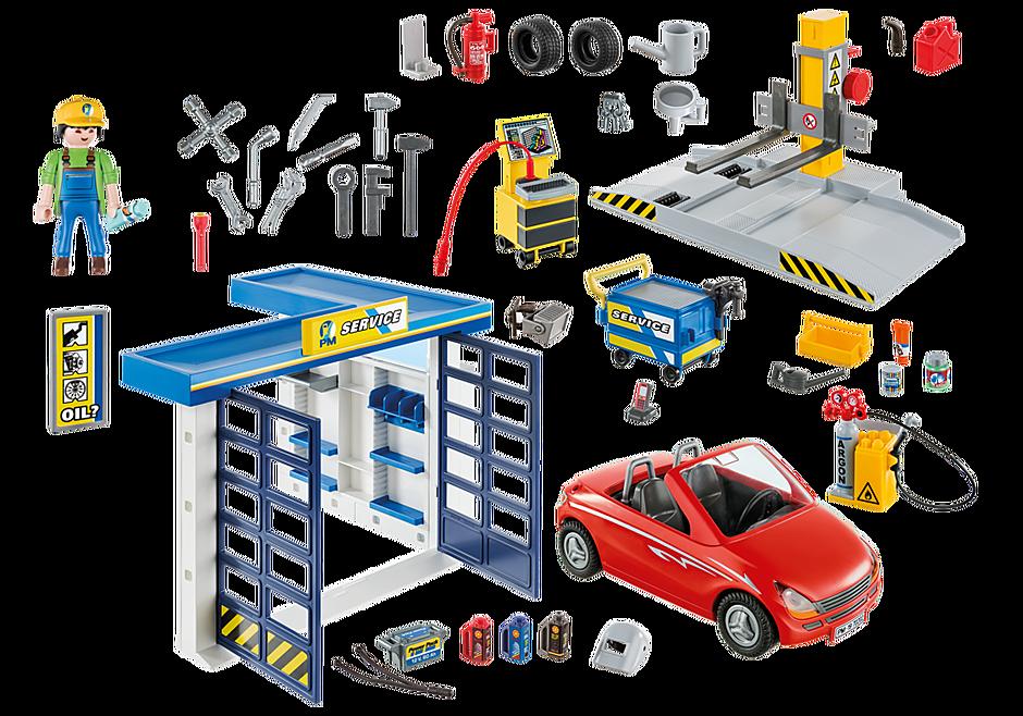 70202 Car Repair Garage detail image 3