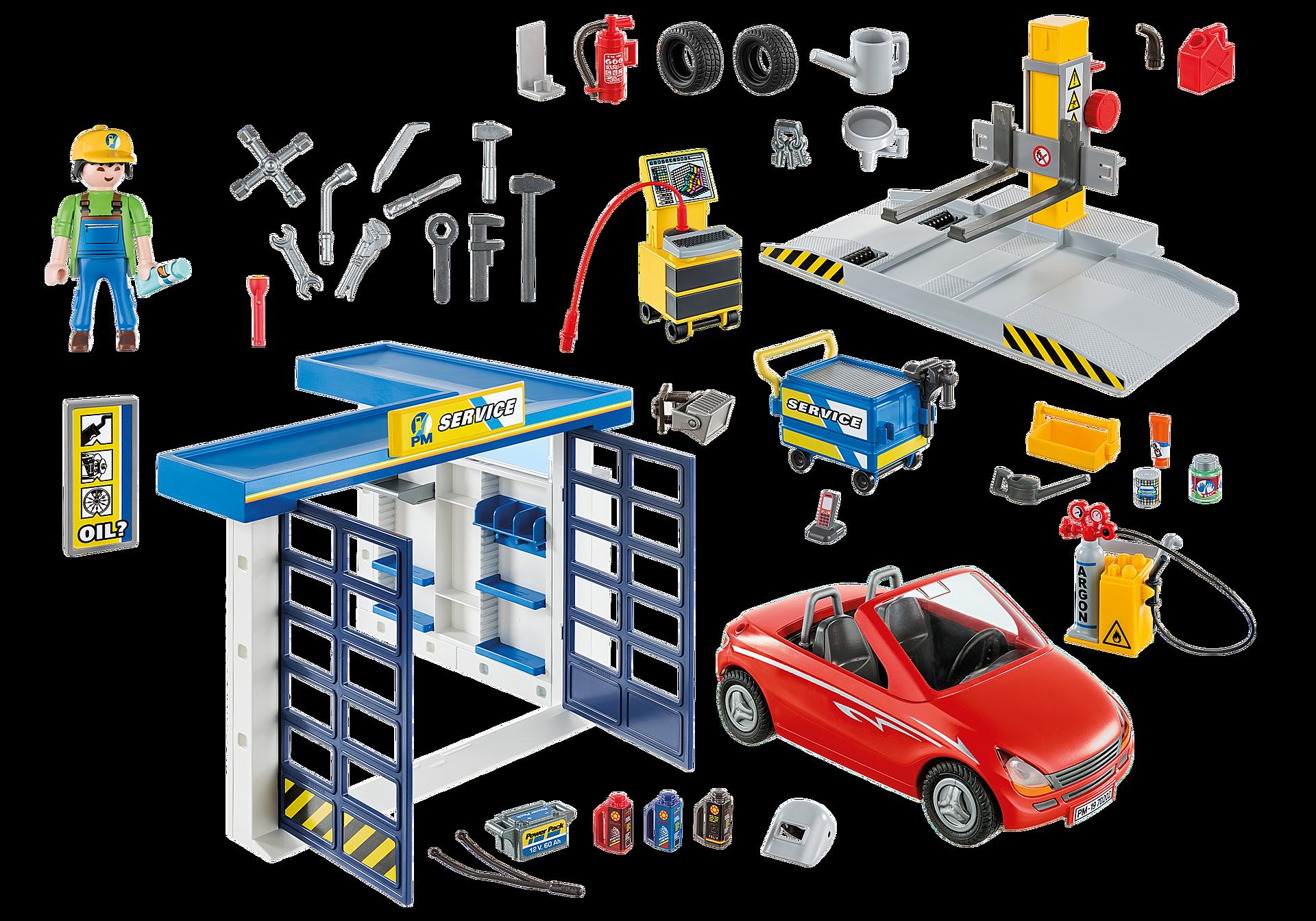 70202 Garage automobile  zoom image3