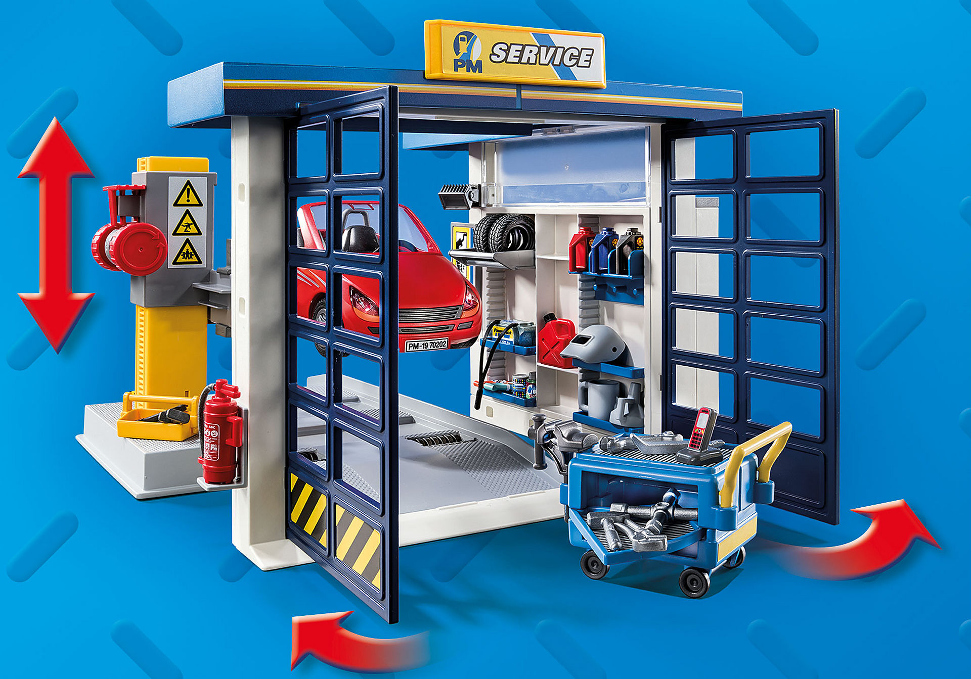 70202 Car Repair Garage zoom image6